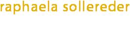 Raphaela Sollereder – Dipl. Visagistin Logo